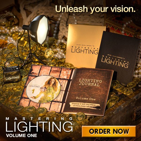 Nick Saglimbeni's Mastering Lighting Series